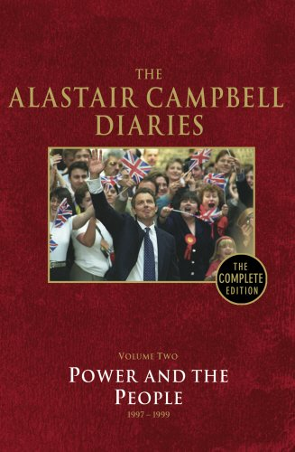 Alastair Campbell on Leadership - The Alastair Campbell Diaries Volume Two by Alastair Campbell