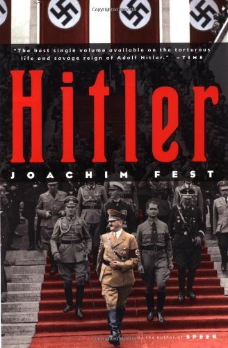 The best books on Hitler - Hitler by Joachim Fest
