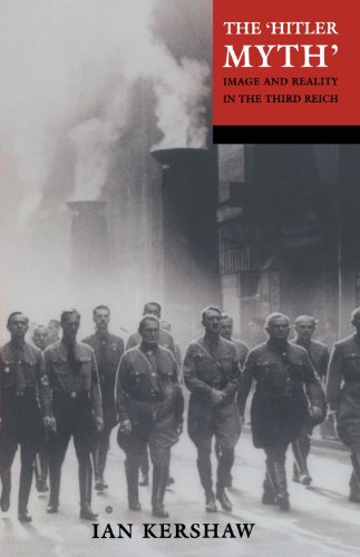 The best books on Hitler - The Hitler Myth by Ian Kershaw