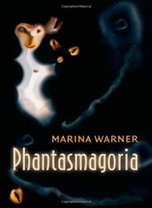 The best books on Inkblots - Phantasmagoria by Marina Warner