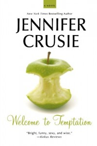 Eloisa James on Her Favourite Romance Novels - Welcome to Temptation by Jennifer Crusie