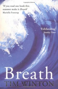 The best books on Misery in the Modern World - Breath by Tim Winton