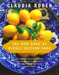 The best books on Mediterranean Cooking - Middle Eastern Cooking by Claudia Roden