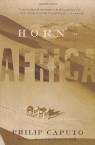 The best books on Americans Abroad - Horn of Africa by Philip Caputo