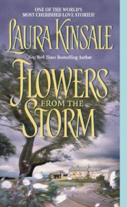Eloisa James on Her Favourite Romance Novels - Flowers from the Storm by Laura Kinsale