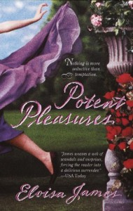 Eloisa James on Her Favourite Romance Novels - Potent Pleasures by Eloisa James