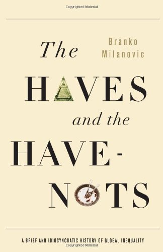 The best books on Economic Inequality Between Nations and Peoples - The Haves and the Have-Nots by Branko Milanovic