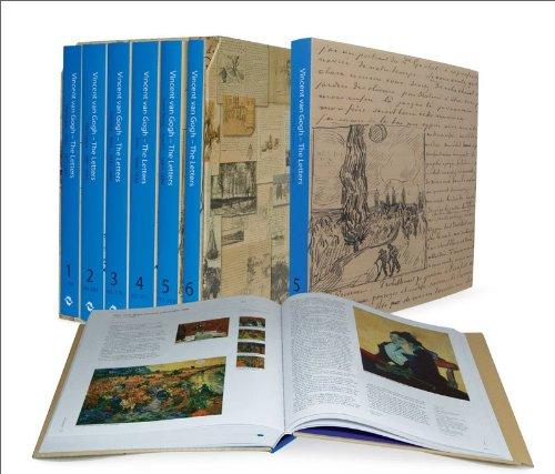 Vincent van Gogh - The Letters by Nienke Bakker (Editor), Leo Jansen (Editor), Hans Luijten