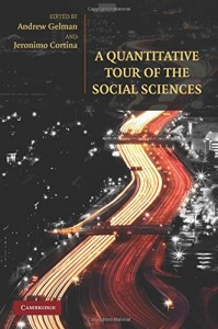 The best books on Statistics - A Quantitative Tour of the Social Sciences by Andrew Gelman & Andrew Gelman (edited with Jeronimo Cortina)