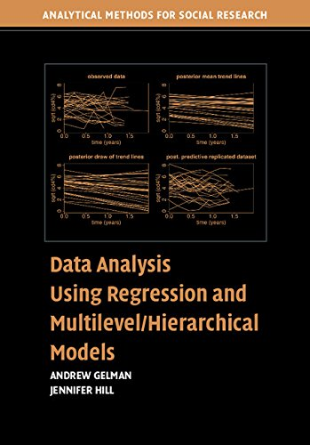 The best books on How Americans Vote - Data Analysis Using Regression and Multilevel/Hierarchical Models by Andrew Gelman & Andrew Gelman with Jennifer Hill