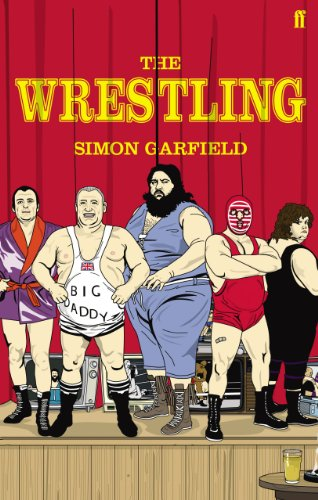 The best books on Typefaces - The Wrestling by Simon Garfield