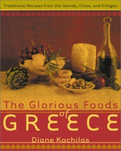 The best books on Mediterranean Cooking - The Glorious Foods of Greece by Diane Kochilas