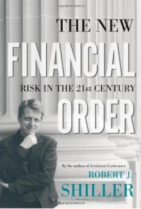 The best books on Capitalism and Human Nature - The New Financial Order by Robert J Shiller