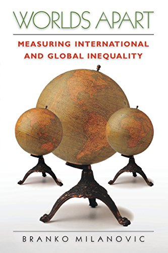 The best books on Economic Inequality Between Nations and Peoples - Worlds Apart by Branko Milanovic