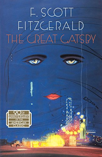 The best books on Drunkenness and Writing - The Great Gatsby by F. Scott Fitzgerald