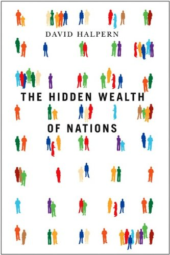 The best books on Progress - The Hidden Wealth of Nations by David Halpern