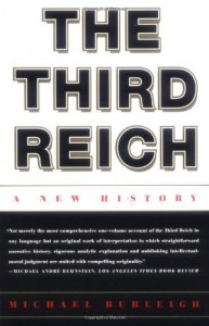 The best books on Hitler - The Third Reich by Michael Burleigh