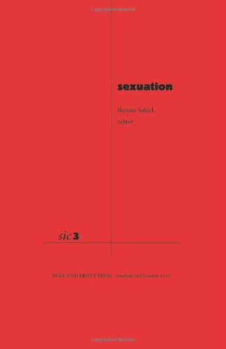 The best books on Misery in the Modern World - Sexuation ([Sic] Series) by Renata Salecl