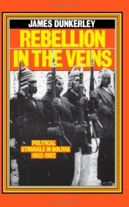 The best books on Latin American History - Rebellion in the Veins by James Dunkerley