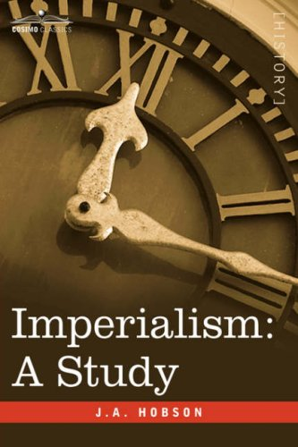 The best books on Economic Inequality Between Nations and Peoples - Imperialism by J A Hobson