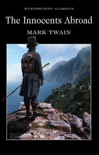 The best books on Americans Abroad - Innocents Abroad by Mark Twain