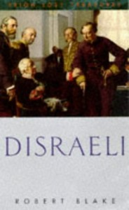 The Best Political Biographies - Disraeli by Robert Blake