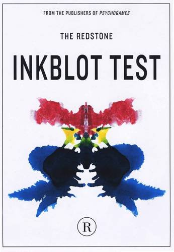 The best books on Inkblots - The Redstone Inkblot Test by Will Hobson