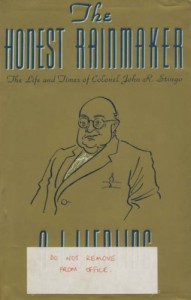 The best books on Statistics - The Honest Rainmaker by A J Liebling