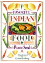 The best books on Mediterranean Cooking - Favourite Indian Food by Diane Seed
