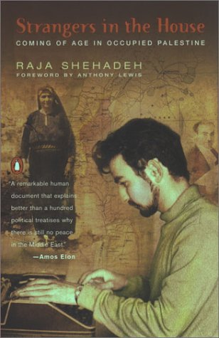 The best books on Palestine - Strangers in the House by Raja Shehadeh