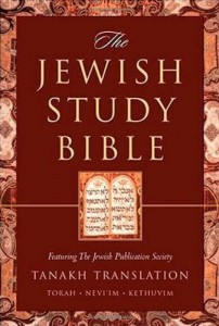 Versions of the Bible - The Jewish Study Bible (TANAKH Translation) by Adele Berlin, Marc Zvi Brettler, Michael Fishbane
