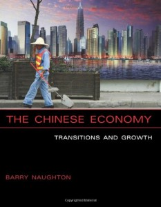 The best books on The Chinese Economy - The Chinese Economy by Barry Naughton