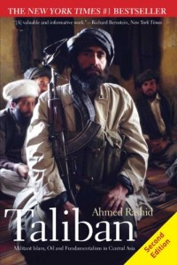 The best books on Negotiation - Taliban by Ahmed Rashid