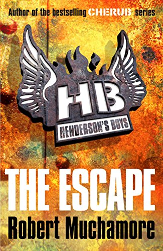 Books for the Reluctant 12-Year-Old Reader - The Escape by Robert Muchamore