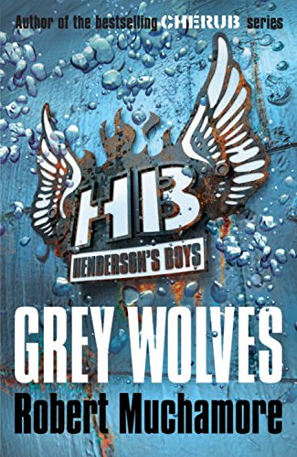 Books for the Reluctant 12-Year-Old Reader - Grey Wolves by Robert Muchamore