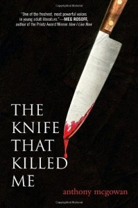 Books for the Reluctant 12-Year-Old Reader - The Knife that Killed Me by Anthony McGowan