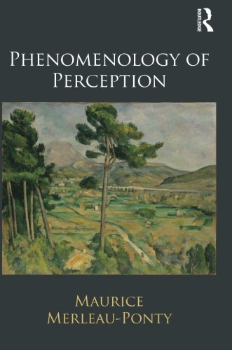 Michael Fried recommends the best book on the Philosophical Stakes of Art - Phenomenology of Perception by Maurice Merleau-Ponty