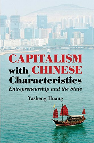 The best books on The Chinese Economy - Capitalism with Chinese Characteristics by Yasheng Huang