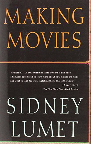 The best books on Making Movies - Making Movies by Sidney Lumet