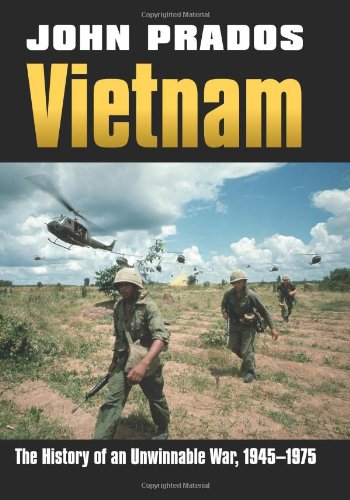 The best books on Non-Military Solutions to Political Conflict - Vietnam by John Prados