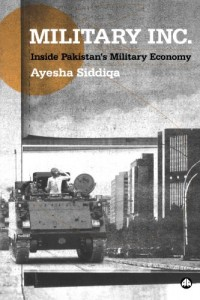 The best books on Pakistan - Military Inc by Ayesha Siddiqa
