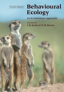 The best books on Sperm - Behavioural Ecology by J.R. Krebs (Editor), N.B. Davies (Editor)