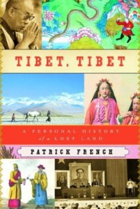 The best books on India - Tibet, Tibet by Patrick French