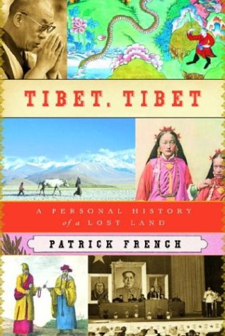 The best books on China - Tibet, Tibet by Patrick French