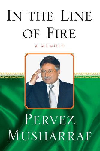 The best books on Pakistan - In the Line of Fire by Pervez Musharraf