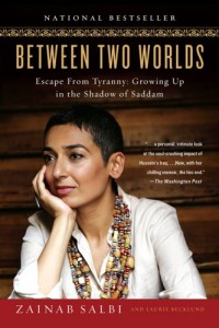 The best books on Women's Empowerment - Between Two Worlds by Zainab Salbi