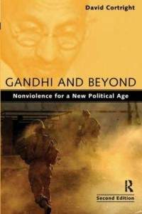 The best books on Non-Military Solutions to Political Conflict - Gandhi and Beyond by David Cortright