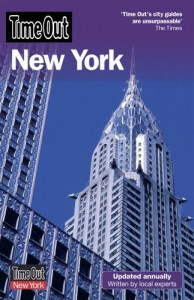 The best books on New York City - Time Out New York (Time Out Guides) by Editors of Time Out