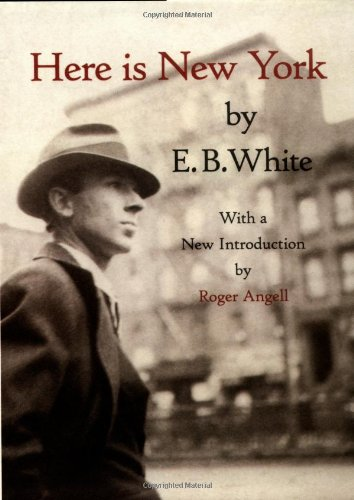The best books on New York City - Here is New York by E.B. White
