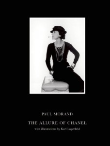 The best books on Fashion Biographies - The Allure of Chanel by Paul Morand